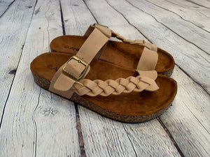 Bree Braided Sandals