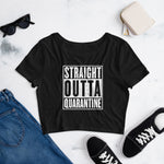 Quarantine Women's Crop Top