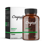 Original Hemp Energy Capsules + Young Ideas CBD