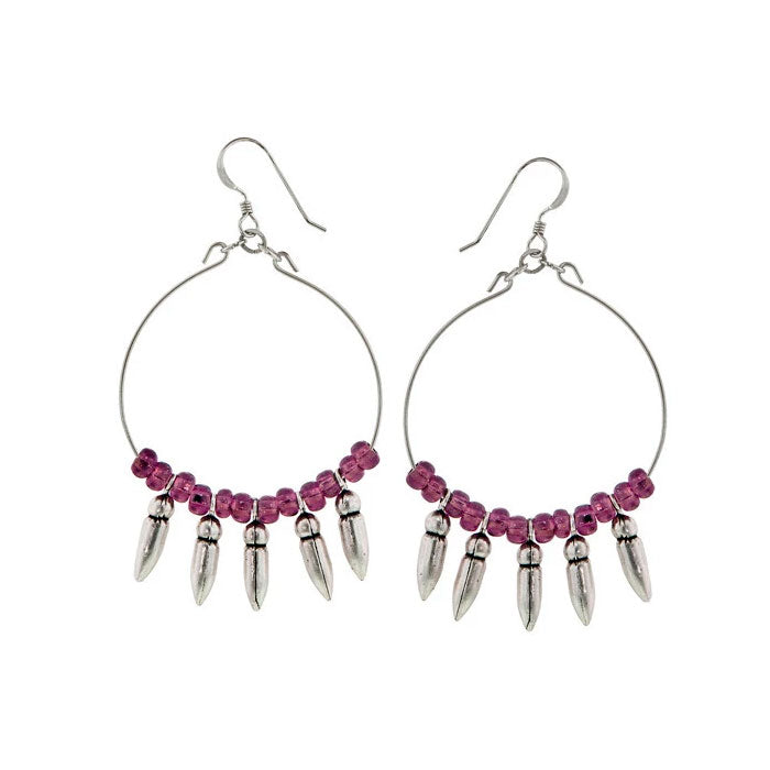 Pendientes Spike of Confidence