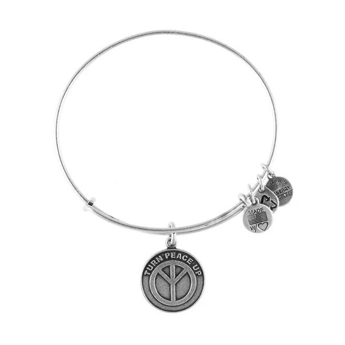 Pulsera con Charm Turn Peace Up