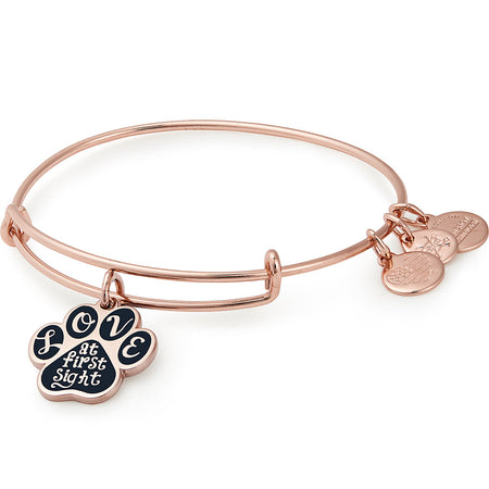 Pulsera amor a primera vista. Pulsera Eco-friendly de Alex and Ani