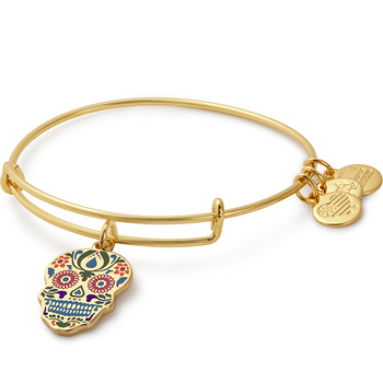 Pulsera Calavera Color Infusion