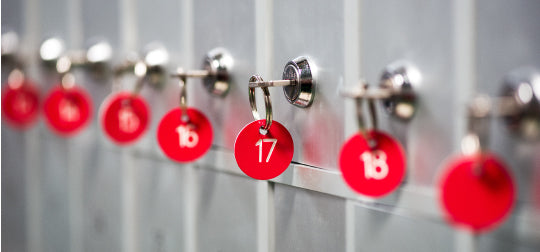5 Helpful Benefits of Using Number Tags on Your Business Lockers