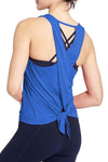 Breathe Tie Back Tank