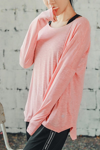 Comfy Long Sleeve Sweatshirt