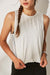 Open Back Adjustable Short Tank