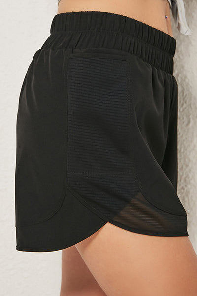 Summer Vibes Yoga Shorts