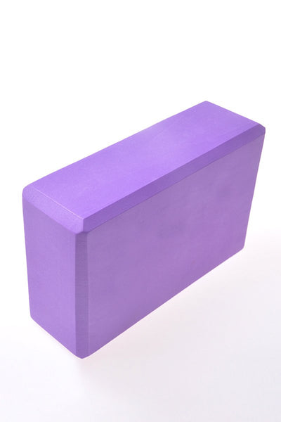 Basic Yoga block