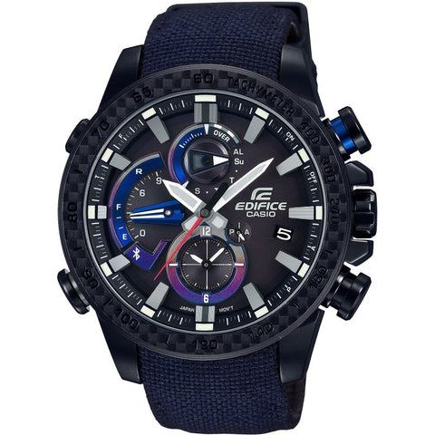 Mens Casio Edifice Bluetooth Triple Connect