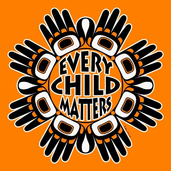 September 30th is Orange Shirt Day - Honoring Indian Residential School Survivors
