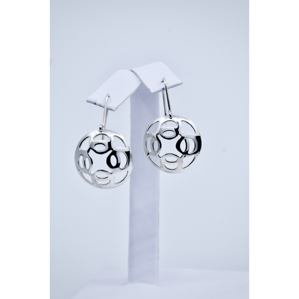 Trade Silver Modern earrings