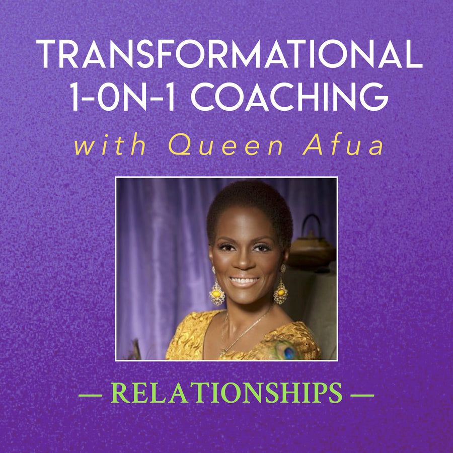 Transformational Relationship Coaching (TRC)