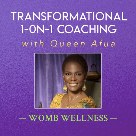 Transformational Womb Wellness Coaching (TWWC)