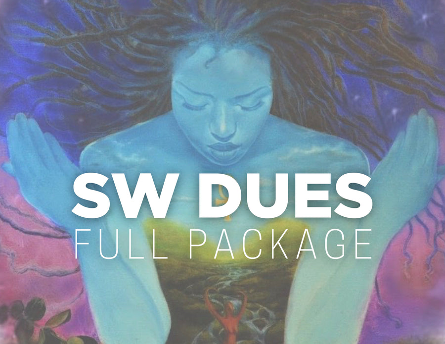 Sacred Woman Dues - Option #3 [Alumnae Package]