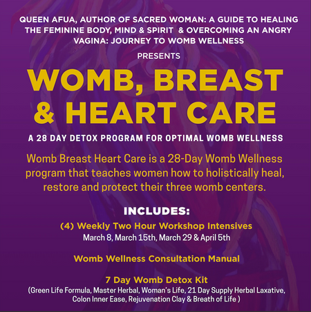 Womb Breast Heart Care