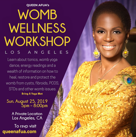 Womb Wellness Workshop