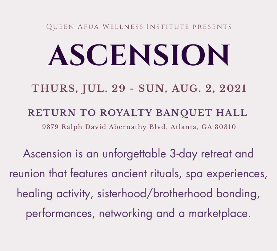 Sacred Woman Ascension General Admission Ticket
