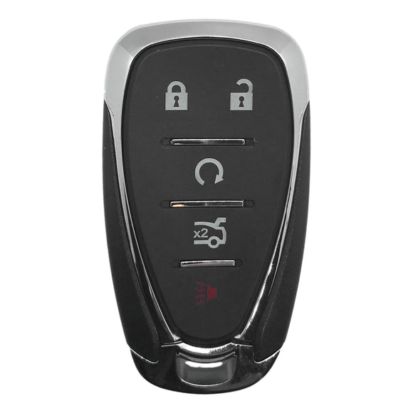 Chevrolet 5 Button Smart Key 2016-2019 FCC: HYQ4EA
