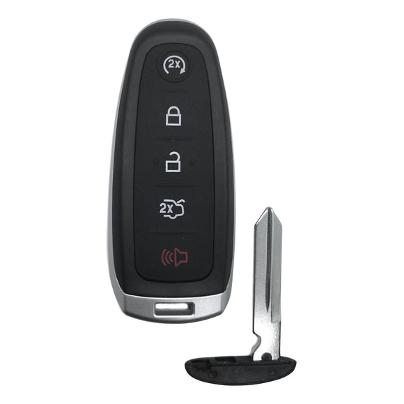 Ford 5 Button Smart Key Remote 2011-2019 PEPS for FCC: M3N5WY8609
