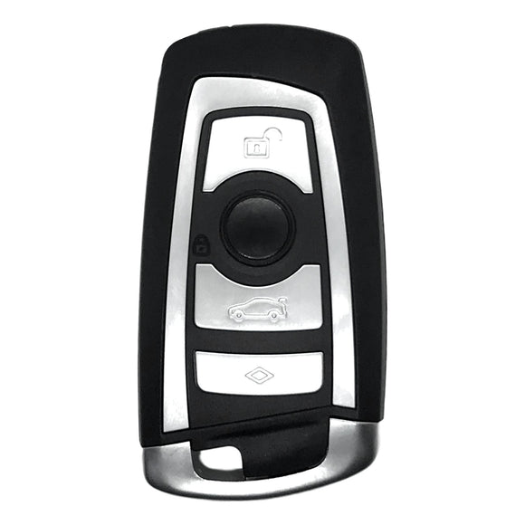 BMW 4 Button Smart Key Remote CAS4 FCC: KR55WK49863