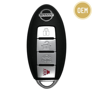 Nissan Sentra Versa 4 Button Smart Key 2013-2019 FCC: CWTWB1U840 (OEM)