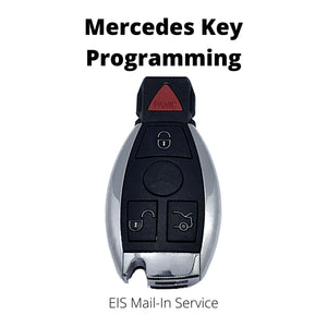Mercedes Benz Key Programming - Mail In Service
