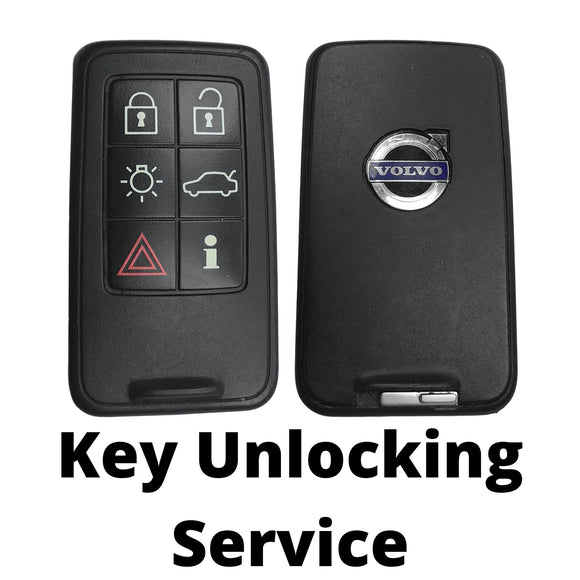 Volvo Smart Key Unlocking Service