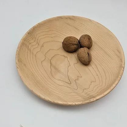 Maple plate