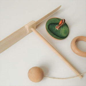 Traditional toys kit