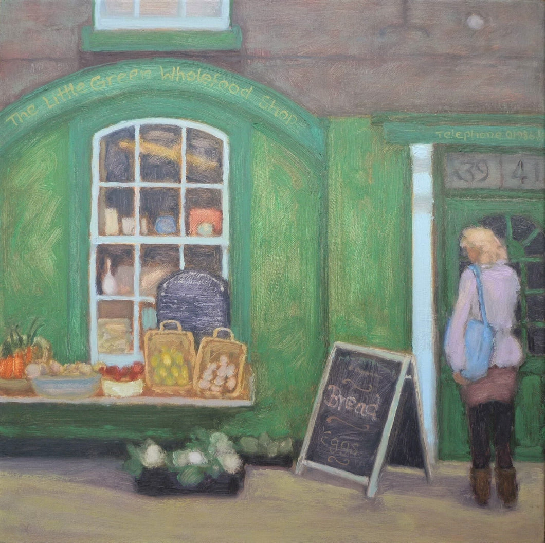 The Little Green Wholefood Shop