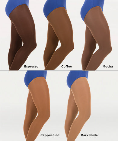 Adult totalStretch convertible tights 3-pack