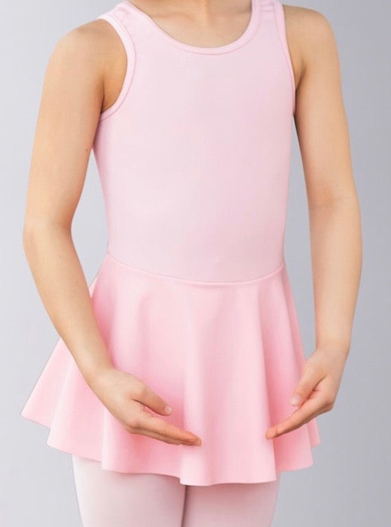 Child Tank Leotard Dress