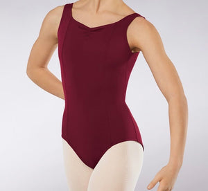 Princess Seam V- Back Leotard