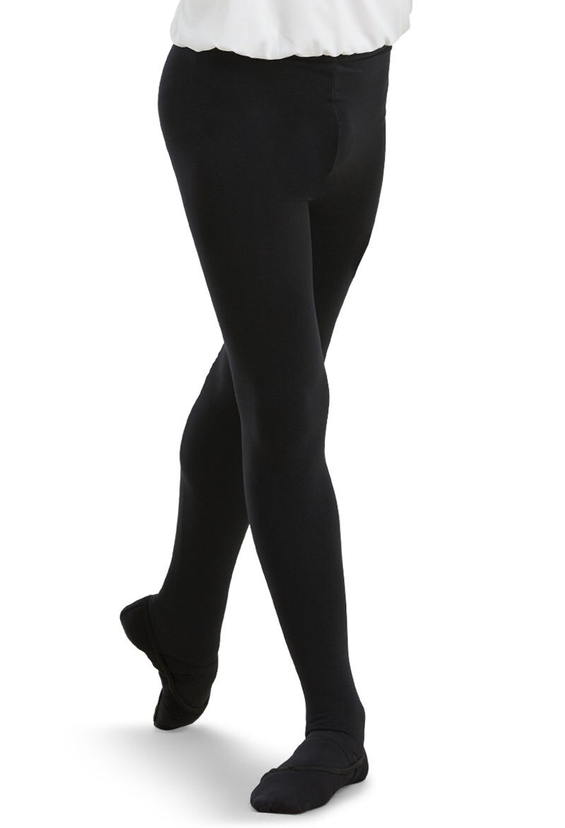 Capezio Men's Footed Tights