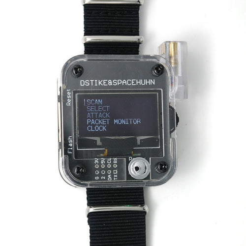 DSTIKE Deauther Watch V3
