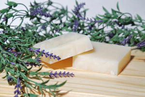 Bar Soap - Lavender for calming