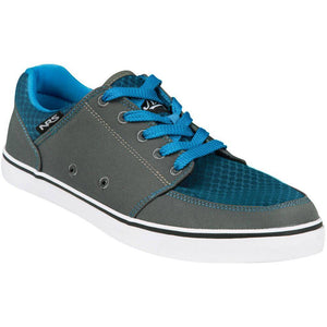 NRS Vibe Water Shoe - Mens Gray/Blue