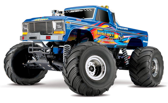 Traxxas BIGFOOT Classic 1/10TH Scale 2WD Monster Truck TRA36034