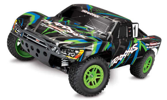 Traxxas Slash 4X4 Brushed 1/10 Scale 4WD Course Truck TRA68054-1