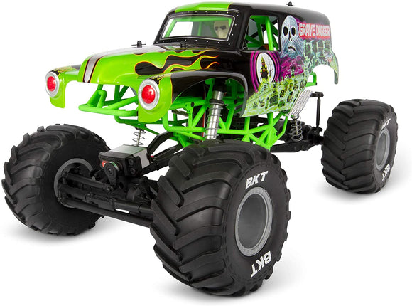 SMT10 Grave Digger 1/10th 4wd Monster Truck RTR