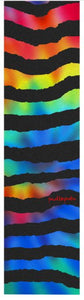 Powell Peralta Grip Tape Sheet 10.5 x 33 Rainbow Ripper