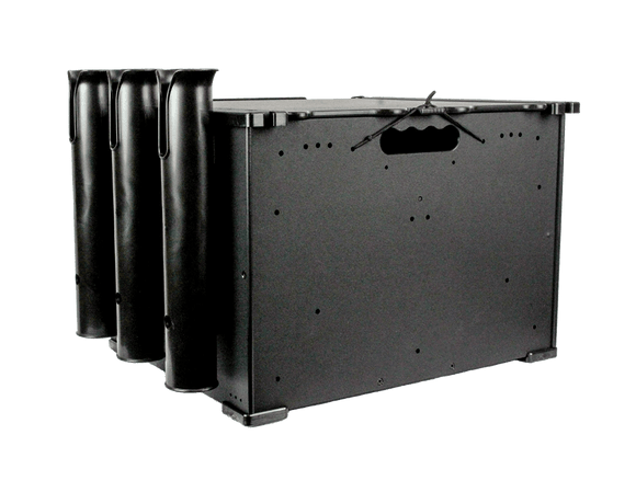 YakAttack BlackPak™ Kayak Fishing Crate
