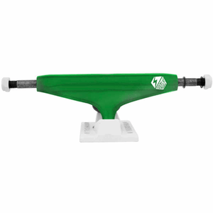 "7.75"" Industrial IV 5.0 Trucks - Boston Green/White"