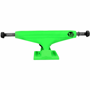 "7.75"" Industrial IV 5.0 Trucks - Lime Neon"