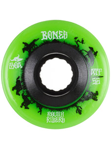 Bones Rough Rider Wranglers - All Terrain Formula 80A 4 Pack Green