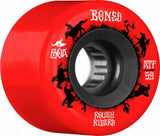Bones Rough Rider Wranglers - All Terrain Formula 80A 4 PACK RED