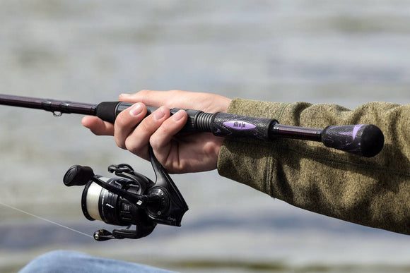 St. Croix MYS70MHF Mojo Yak Spinning Rod