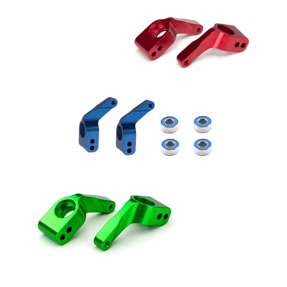 Traxxas TRA-3652 Aluminum Stub Axle Carriers (2)