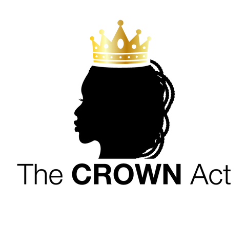 The Crown Act Logo